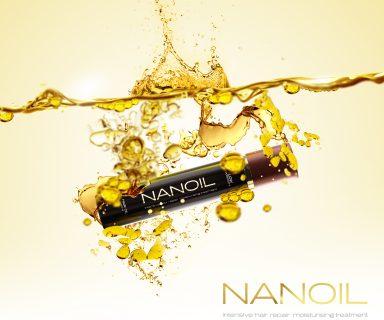 Nanoil für Haare mit geringer Porosität – wie wirkt es
